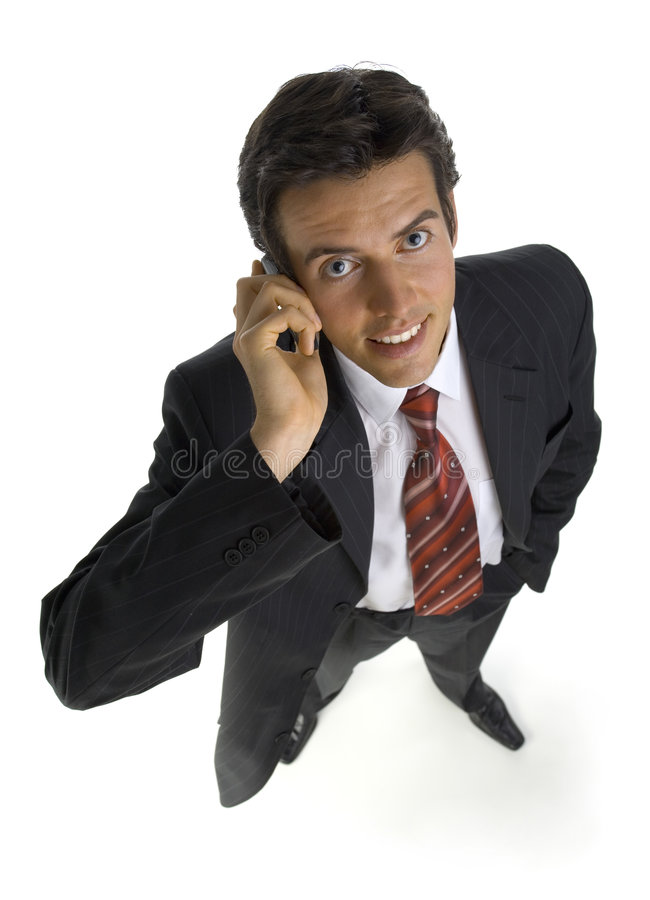 Ohhl, hello... stock photo