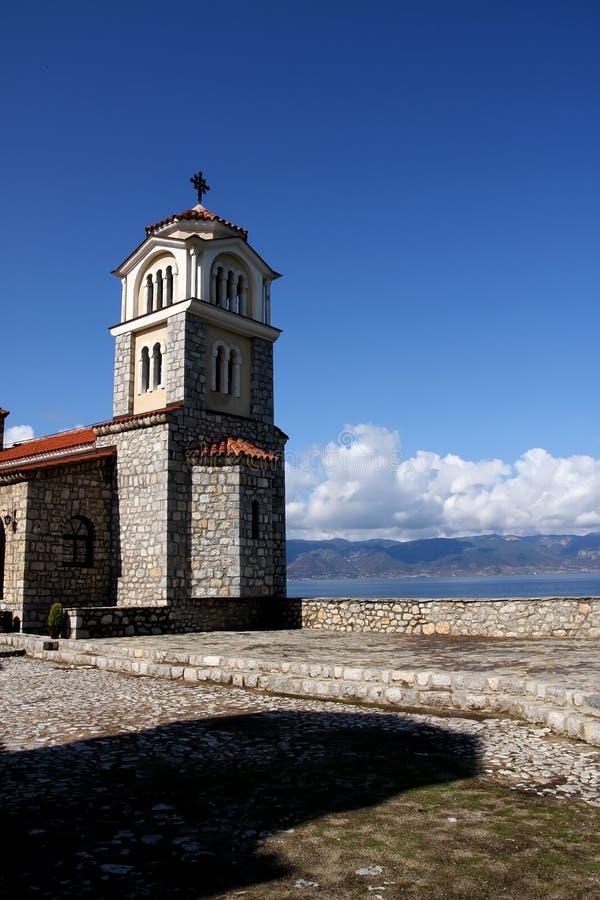 ohrid македонии стоковое изображение rf