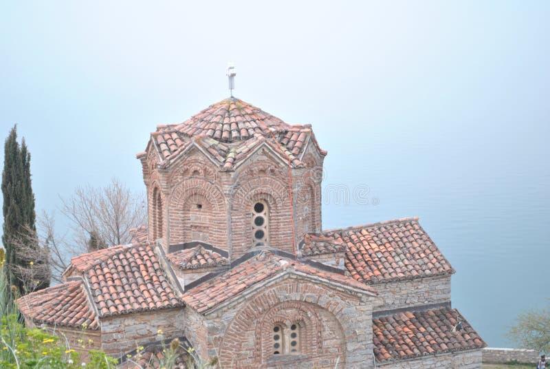 Ohrid стоковое изображение