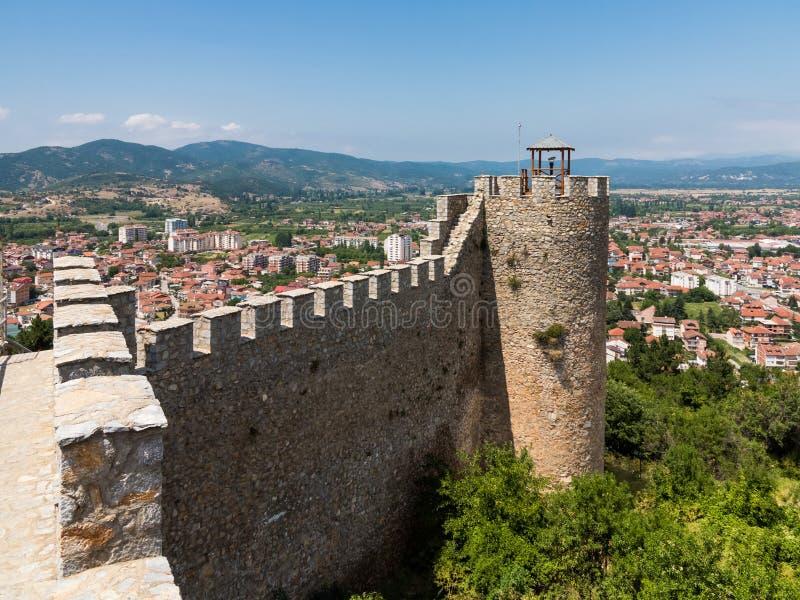 Ohrid arkivbild