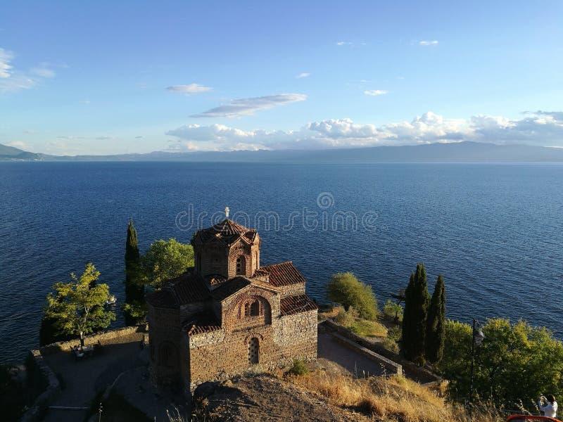 Ohrid imagem de stock
