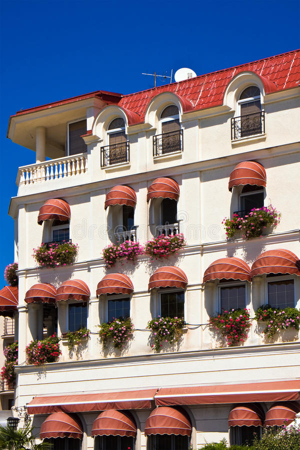 Ohrid Building stock images