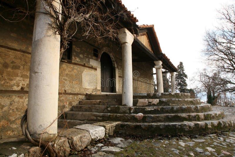 ohrid de la Macédoine d'église orthodoxe photos stock