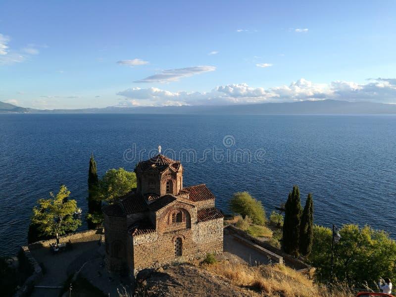 Ohrid, Macedônia imagens de stock royalty free