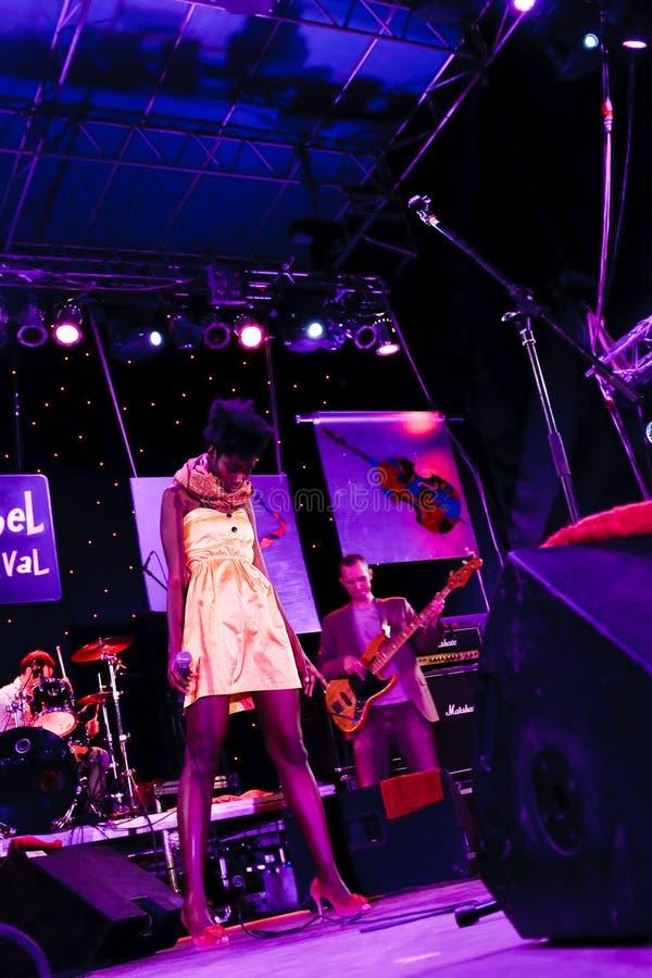 Download Oi Va Voi, Jazz Koktebel Festival 2009 Editorial Photography - Image: 18963217