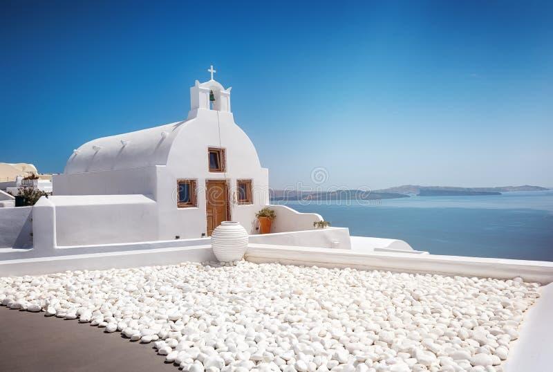 Oia, Santorini, Greece, Cyclades royalty free stock image
