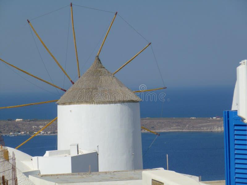 OIA Ia in Grecia fotografia stock