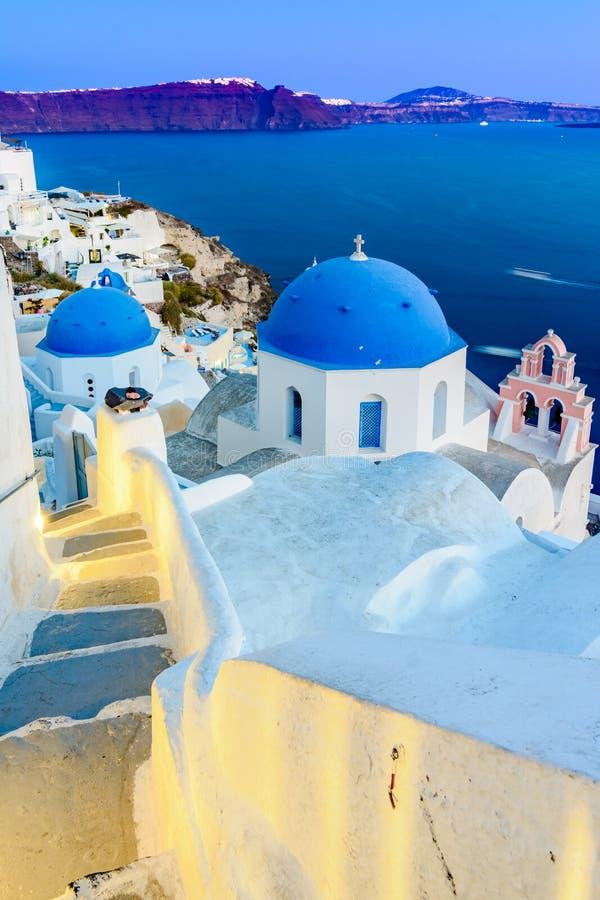 Download Oia, Isla De Santorini, Grecia, Europa Foto de archivo - Imagen de configuración, grecia: 100535636