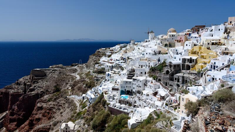 Oia, Santorin, Grèce Domaine Public Gratuitement Cc0 Image