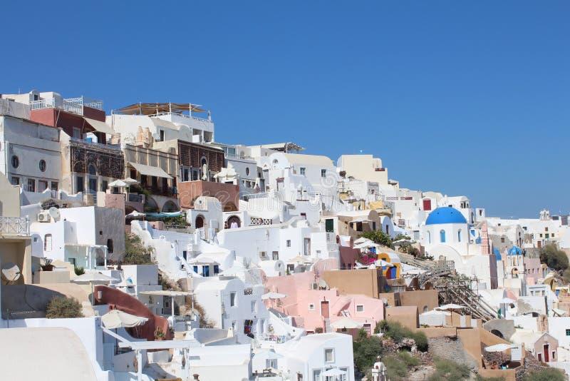 Oia, Santorini fotografie stock libere da diritti
