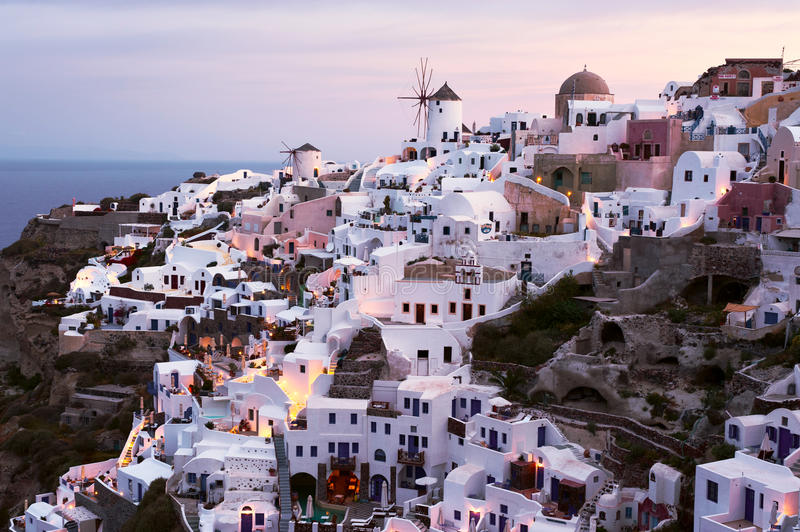 Download Oia Village Royalty Free Stock Image - Image: 20395336
