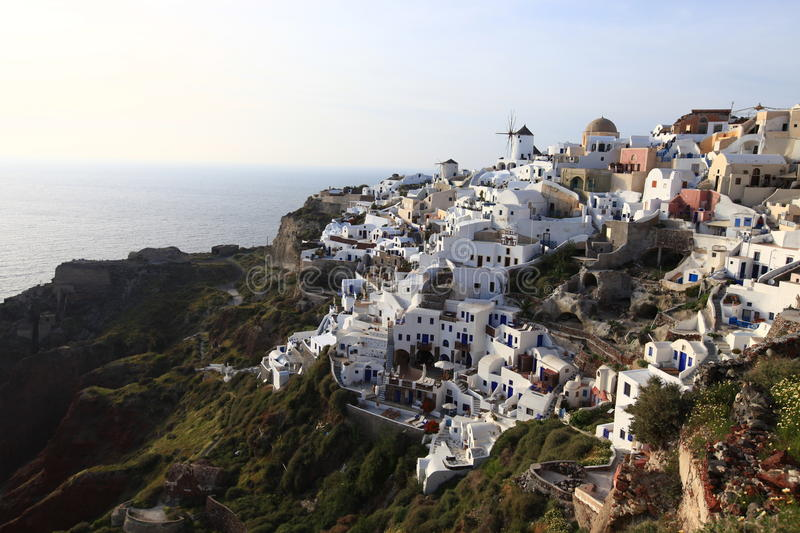 Download Oia Village, Santorini, Greece Royalty Free Stock Images - Image: 20739479