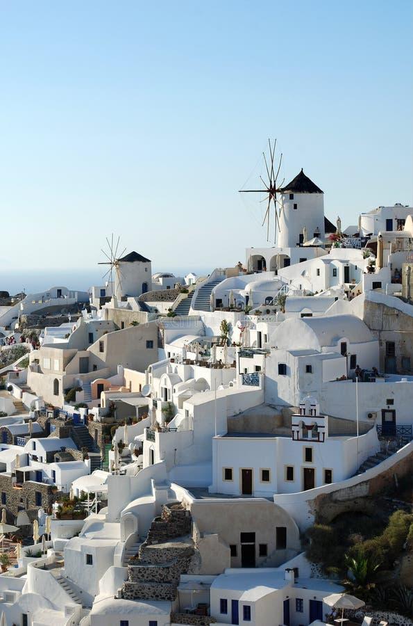 Download Oia Village, Santorini Island Stock Photo - Image: 10990978