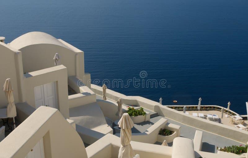 Download Oia Village At Santorini Island Stock Photo - Image of island, cyclades: 15855046