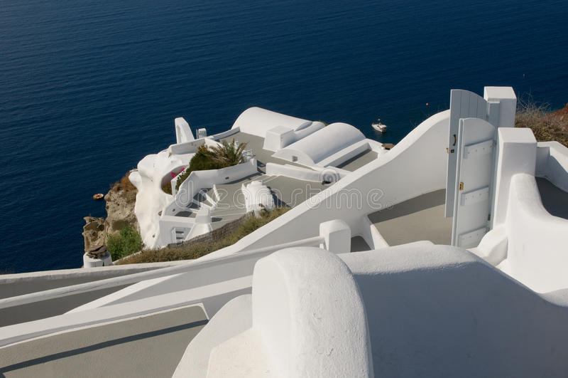 Download Oia Village At Santorini Island, Greece Stock Image - Image: 14926121