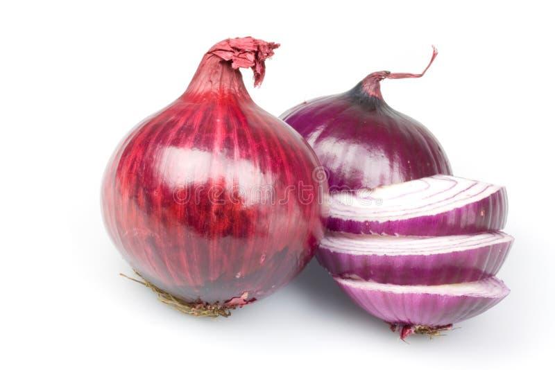 Download Oignons rouges image stock. Image du oignons, cuisine - 8672521