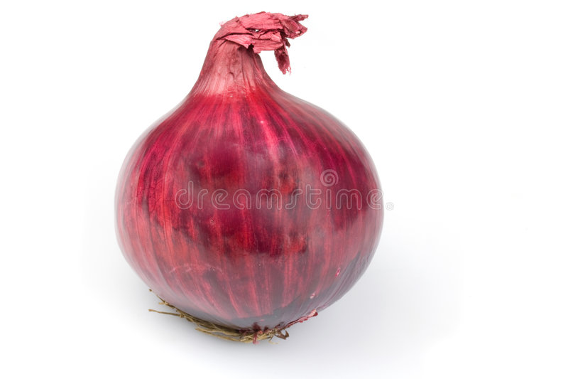 Download Oignons rouges photo stock. Image du fruit, oignon, épicerie - 8672544