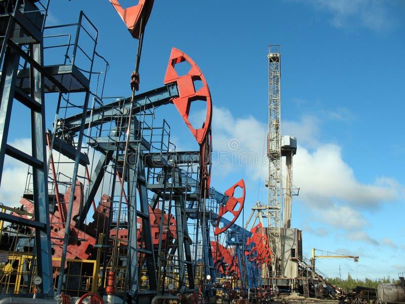 Oil stock image