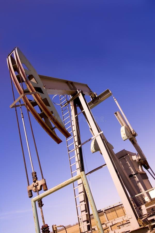 Oil 8 royalty free stock photo