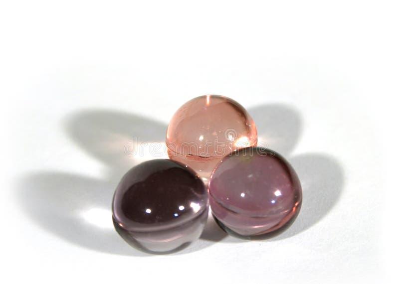 Oil Beads stock photos