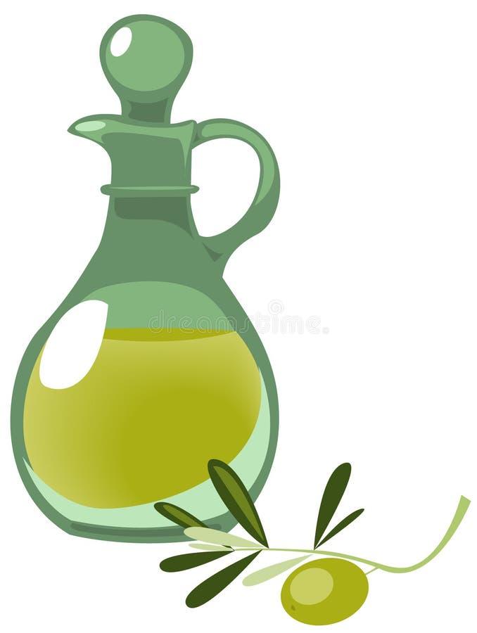 Oil bottle stock photos