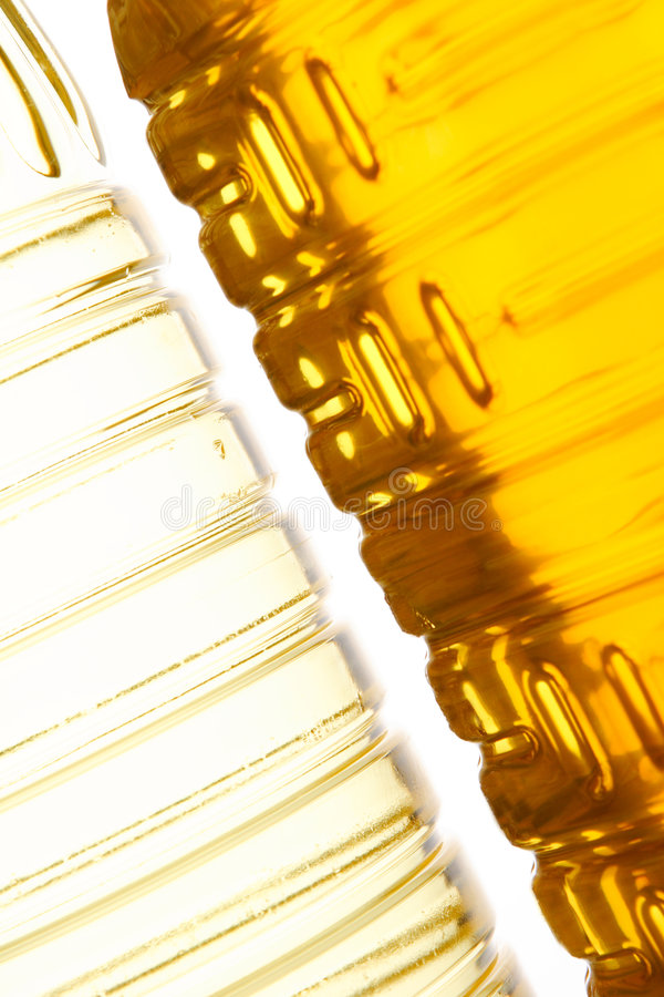 Download Oil Bottles - Abstract stock photo. Image of yellow, packaged - 6459904