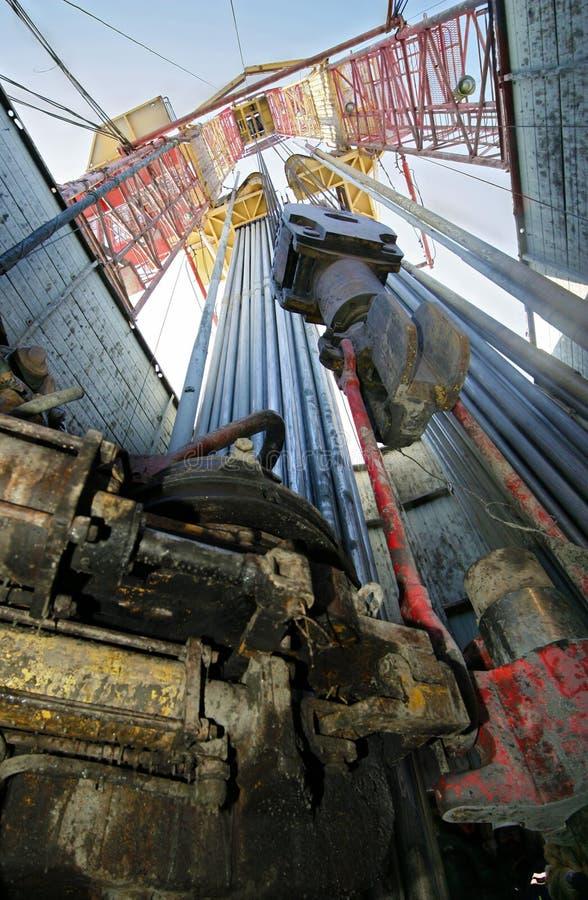 Download Oil derricks stock photo. Image of fuel, steel, lever - 15577918