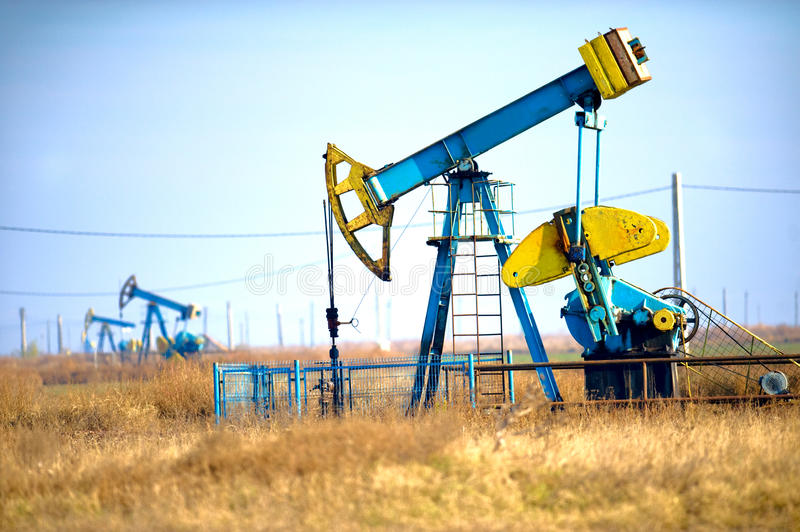 Download Oil drill stock photo. Image of construction, industrial - 18006894