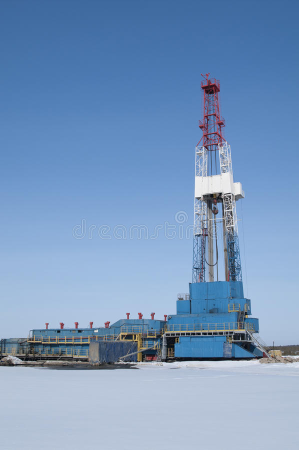Download Oil drill stock image. Image of petroleum, equipment - 27485249