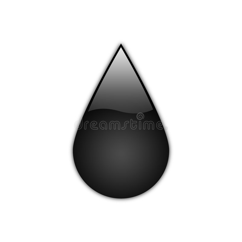 Oil Drop [01] stock images