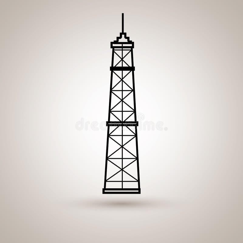 Oil industry design. Illustration eps10 graphic vector illustration
