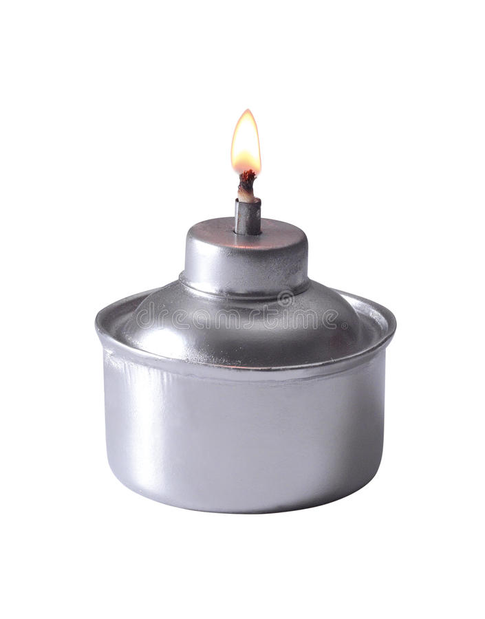 Download Oil lamp stock image. Image of silver, light, lamp, isolated - 27179959