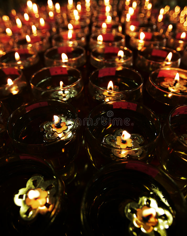 Download Oil lamps stock image. Image of buddhist, orient, lamp - 762955