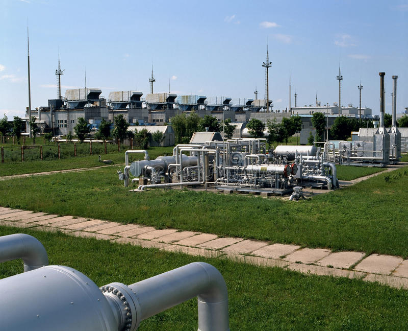 Download Oil And Natural Gas Industry Stock Photo - Image: 9540238