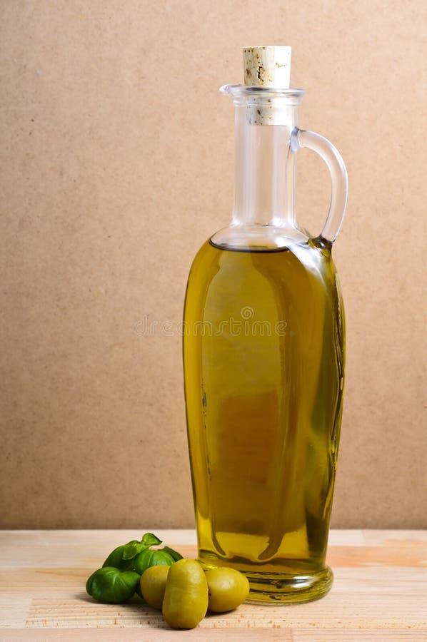 oil olive olivgrön fotografering för bildbyråer