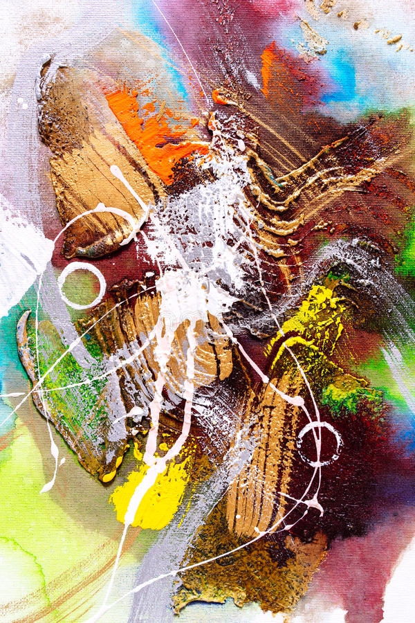 Free Oil Painting - Abstraction Stock Photos - 68326063