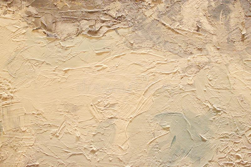 oil painting close up texture with brush strokes stock photo image