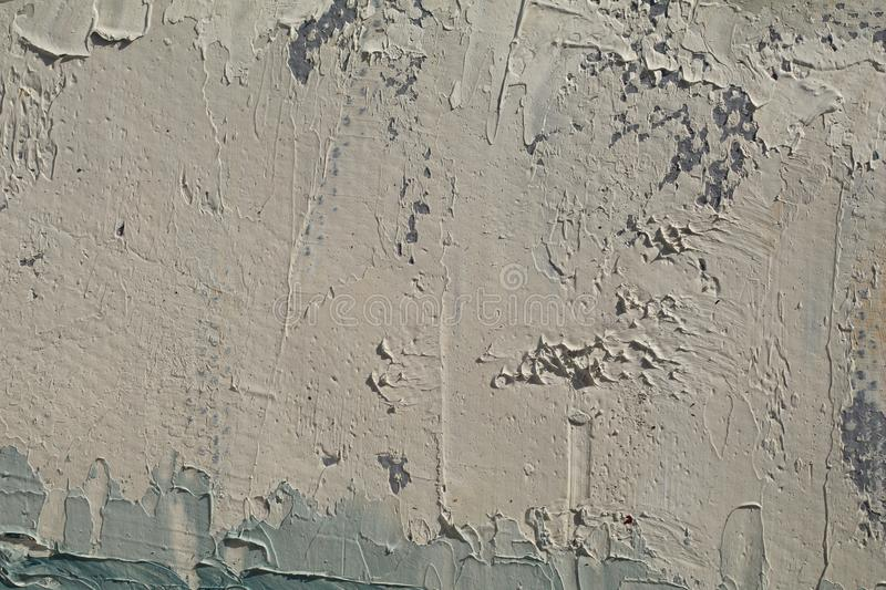 Oil Painting close up texture with brush strokes. Detailed texture of brush strokes stock photography
