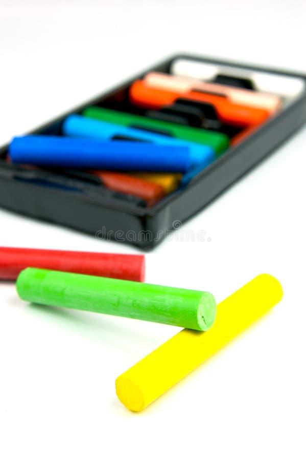 Download Oil Pastels stock photo. Image of kindergarten, school - 6183062