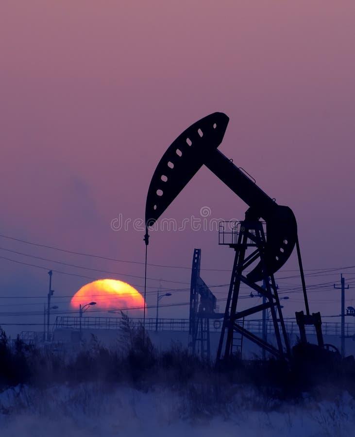 Download Oil pump stock photo. Image of petroleum, barrel, corporate - 17962568