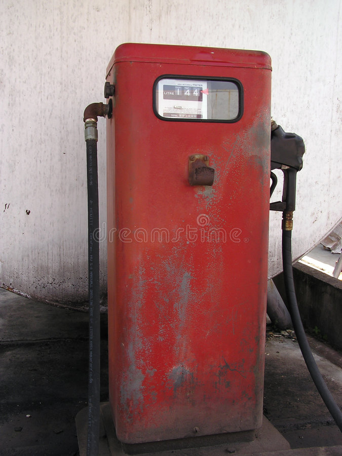 Download Oil pump stock image. Image of diesel, supply, petroleum - 24213