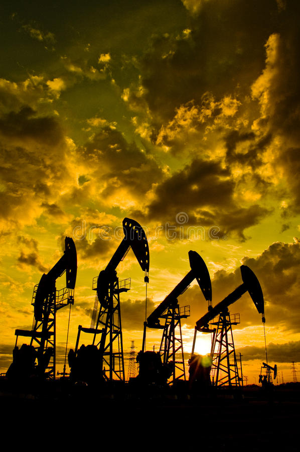 Download Oil Pump Stock Photography - Image: 9934192