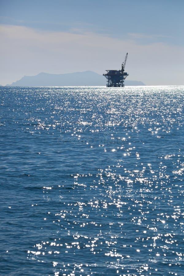 Download Oil Pump stock image. Image of horizon, ocean, industry - 30713661