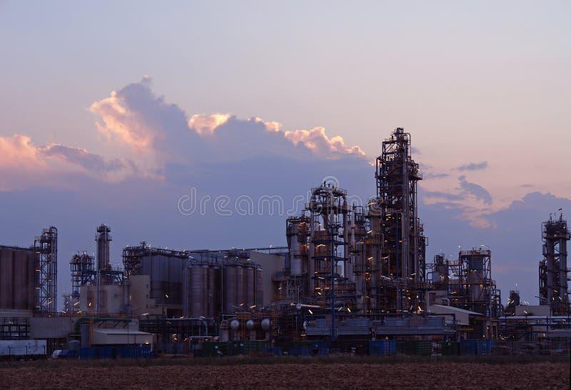 Download Oil refinery stock image. Image of fuel, petroleum, dusk - 2974913