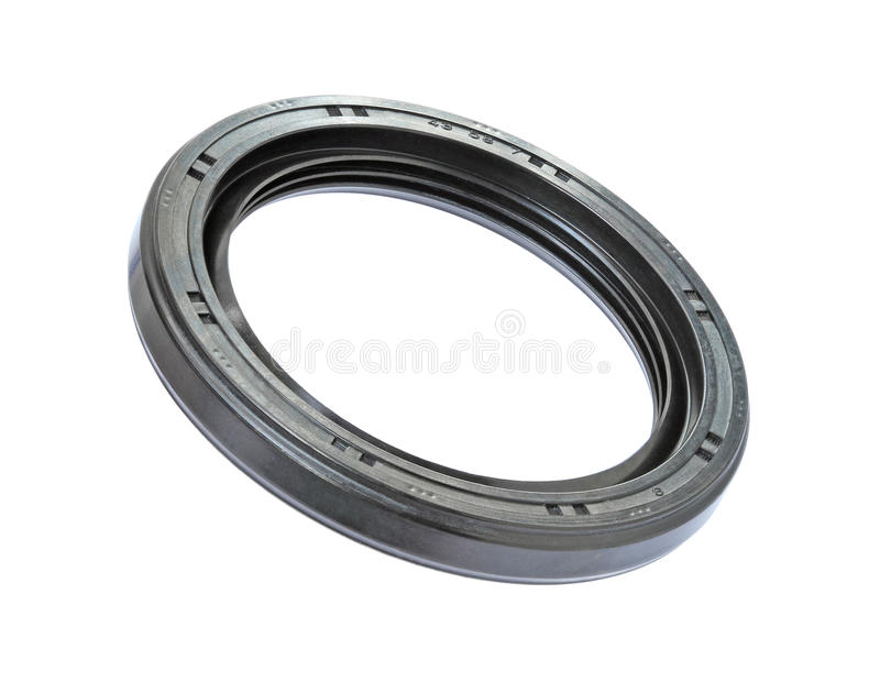 Oil seal royalty free stock images