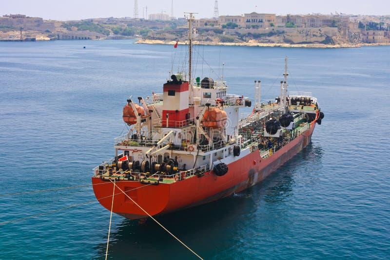 Download Oil tanker stock image. Image of logistics, business - 25938067