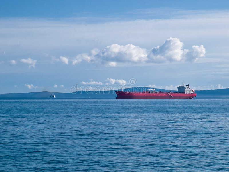 Oil tanker stock images