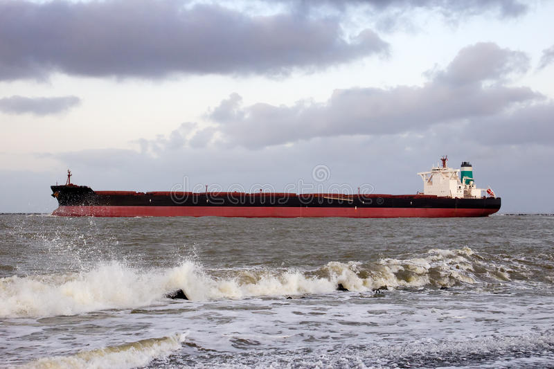 Download Oil tanker ship stock image. Image of business, europe - 26721727