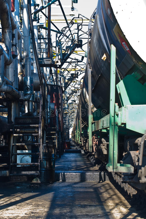 Download Oil Terminal Stock Photography - Image: 14294892