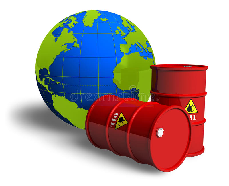 Download Oil Trading Concept Royalty Free Stock Image - Image: 13368726